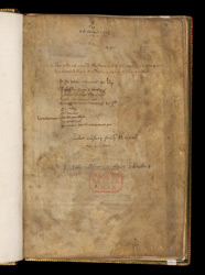 Ownership Inscriptions, In A Volume Of Works By Paschasius Radbertus, Augustine, And Lanfranc